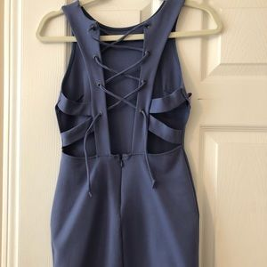 Solemio Los Angeles tight formal dress